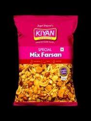 Kiyan Special Mix Farsan, Packaging Size: 500g