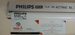 T8 PHILIPS TL-D 18W ACTINIC BL, Size/Dimension: 2FT