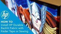 Digital Printing On Nonwashable Fabric