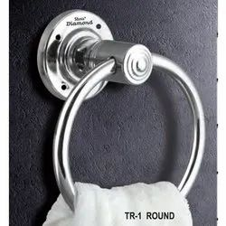 TR-1 Round Towel Stand