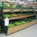 Fruit And Vegetable Display Rack