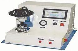 Bursting Strength Tester (Microprocessor Based Type) (Single Head Pneumatic Clamping Model)