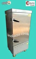 Stainless Steel Steamer Idly Stemer, For Commercial
