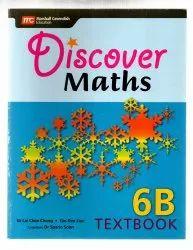 Discover Maths 6B Text Book, English