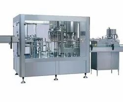 60 Bpm Mineral Water Bottle Rinsing, Filling, Capping