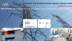 Electrical Power Quality & Fire Safety Audit, For Industrial And Commercial