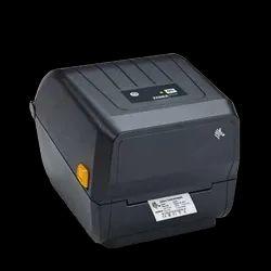 ZEBRA ZD220 BARCODE PRINTER, Max. Print Width: 4 inches, Resolution: 203 DPI (8 dots/mm)
