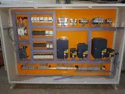 Three Phase Tandem Control EOT Crane