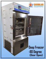 Ulta Low Deep Freezer