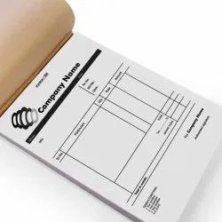 Paper Bill Book Printing Service For Office, in Delhi NCR