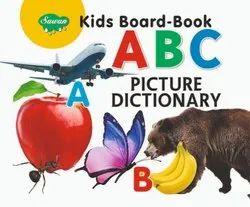 Kids Board Book ABC, Kids Board Book General Knowledge and Kids Board Book All in One