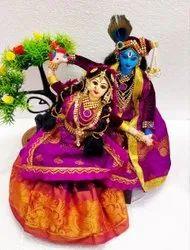 Radha Krishna Brindavan Theme Doll