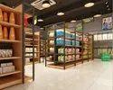 Retail Interior Designing Service