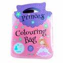 2 Princess Colouring Bag, English