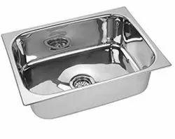 Touchmax Steel Sink 22x18 Standard, For Bathroom