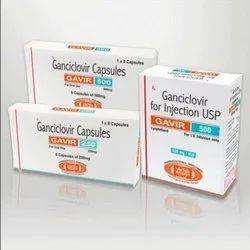 Ganciclovir Injection