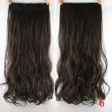 Long Black 15 Model Closure And Frontal Hair For Women And Girl Cheveux Meche