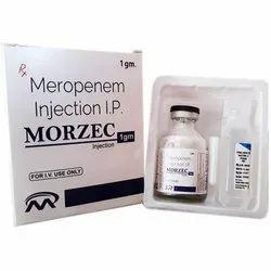 Morzec Meropenem Injection 1gm