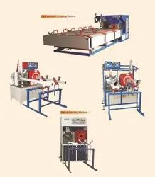 Pvc Pipe Socketing Baling Machine