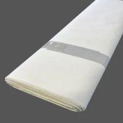 White Plain Cotton Fabric