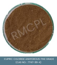Cupric Chloride Anhydrous Granule