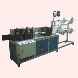 Semi Automatic Mask Machine