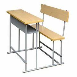 Metal Classroom Desk