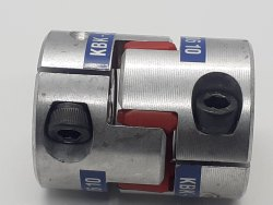 Aluminium Jaw Coupling