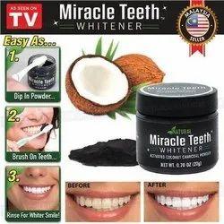 Bleaching Gel Miracle Teeth Whitener