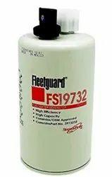 FS19732-Fleeguard Fuel Water Separator,  3973233 Cummins 300KVA