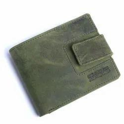 Hammonds Flycatcher RFID Protected Black NDM Leather Wallet for Men HF580