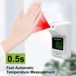 Contactless Wall mounted infrared thermometer