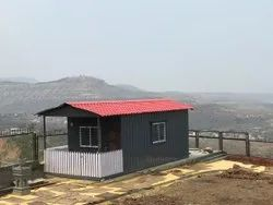 Container Prefabricated  Home