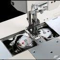 Sera Double Needle Large Hook Walking Foot Lockstitch Sewing Machine