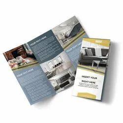 3 Fold Leaflet Printing Services