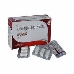 Dazi-500 Azithromycin 500mg Tablets