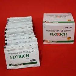 Probiotics With FOS Sachets