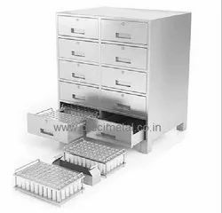 Stainless Steel Die Punch Cabinet Pharma company