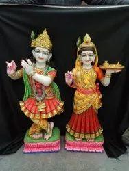 marble Radha Krishna special