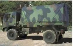 Infrared Reflective Camouflage Paint (IRCP)