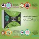 Charcoal & Bamboo Facial Kit