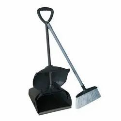 Dustpan Simply With Cover With Broom