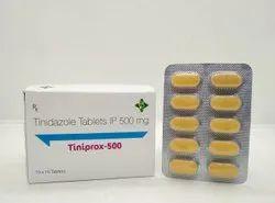 Tinidazole Tablets IP 500 Mg