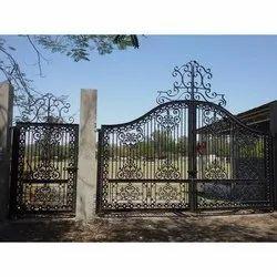 SS Gate Fabrication Service