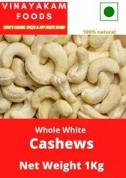 W320 Whole Cashew Nuts