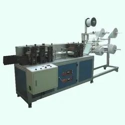 Face Mask Making Machine Manufacturer and Exporter