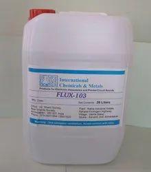 Liquid Water Soluble Soldering Flux-103