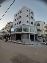 Transparent Building Toughened Glass, Shape: Flat