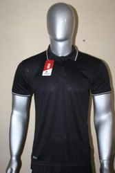 Plain Cotton Mens Polo T Shirt
