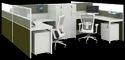 Cubical Office Workstation